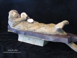 John Kessler - Gold Ore Sea Otter  001 - Lo Res Copy