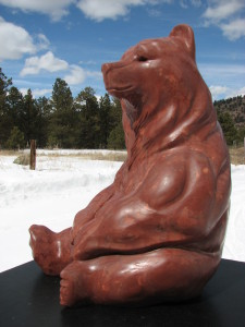 new red limestone and black pearl bears 041