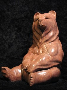 new red limestone and black pearl bears 051