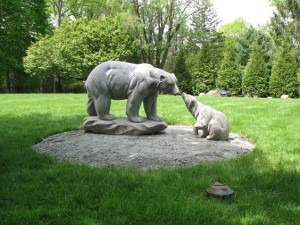 polar bear carmel bear 002