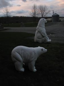 schiffer  polar bears 007
